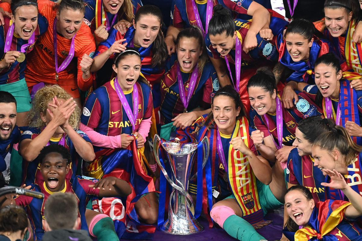 El Barça femení també guanya en les audiències