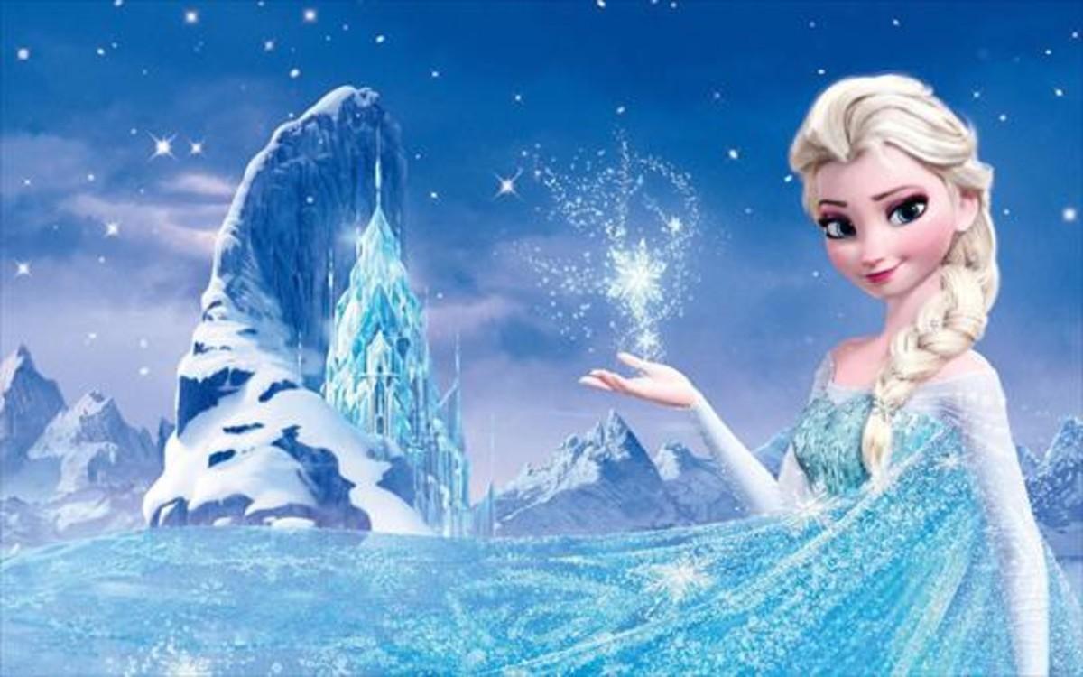 Un fotograma de 'Frozen'