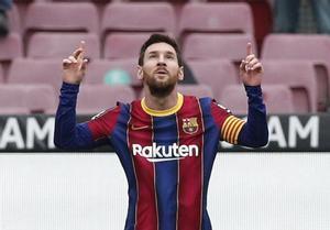 La industria española de fútbol está pendiente del futuro de Leo Messi.