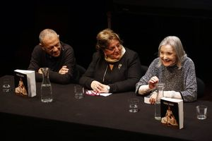 Un libro rinde homenaje a Núria Espert