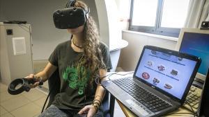 Realitat virtual per tractar la bulímia i l'anorèxia