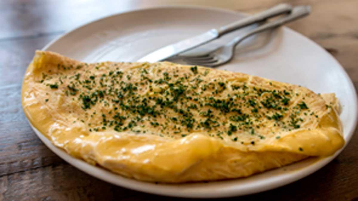 La receta de la tortilla de bacalao de Fismuler.