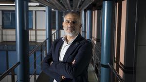 Entrevista a Carlos Carrizosa, portavoz de Cs en el Parlament de Catalunya.