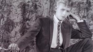 David Bowie, en 1966.