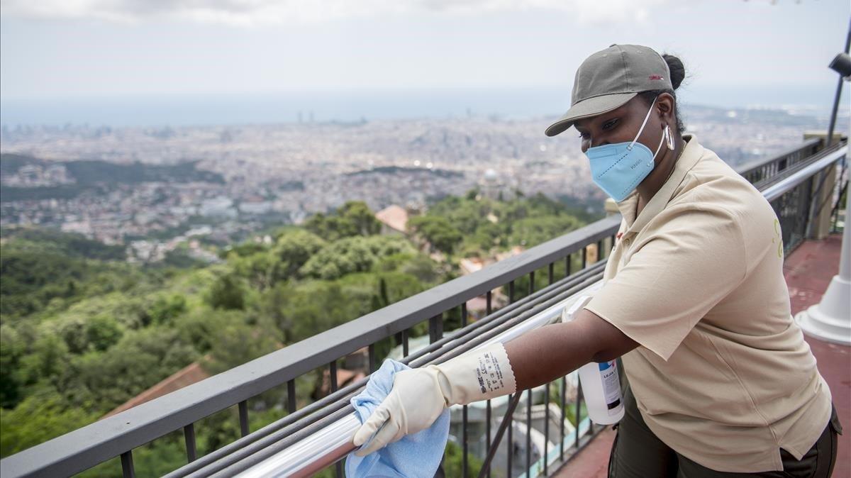 Els salaris a Catalunya voregen l'estancament després del cop de la pandèmia