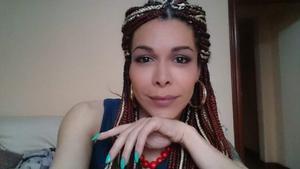 Sarah, extestigo de Jehová residente en Salamanca.