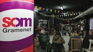 SOM Gramenet posa fi a la seva etapa política a Santa Coloma