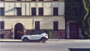 Volvo ganó 769 millones en 2020 pese al Covid-19