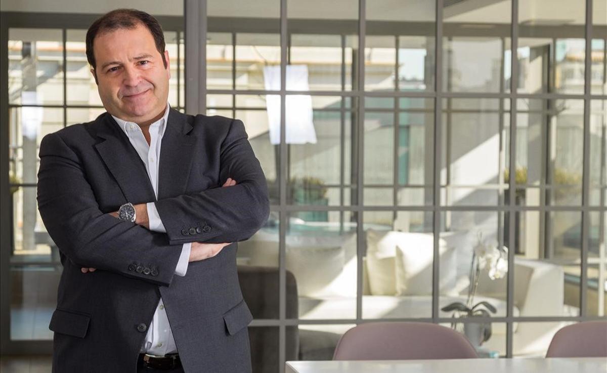 Raúl Martin, responsable de inversiones de Ysios Capital.