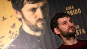 Raúl Arévalo, protagonista de 'El aviso', la nueva película de Daniel Calparsoro.