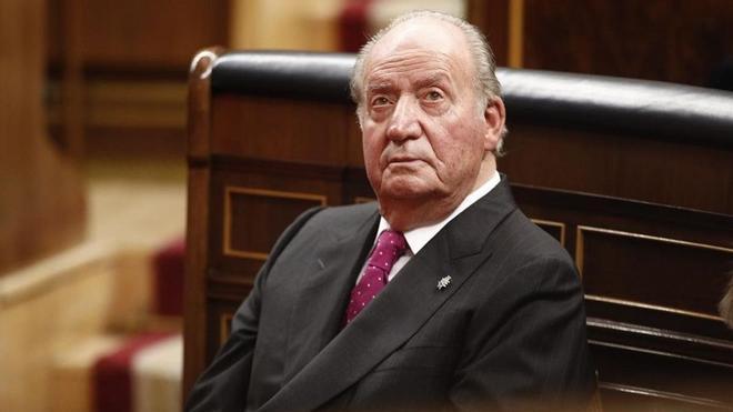 El rey Juan Carlos presenta una segunda regularización fiscal y paga más de 4 millones de euros