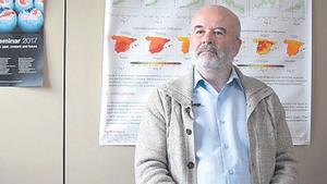 Ernesto Rodríguez, experto en cambio climático.