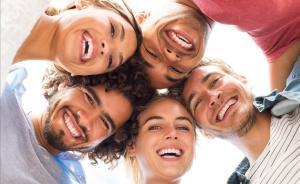 Científicos estadounidenses avalan que la felicidad puede proteger del malestar gastrointestinal.