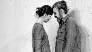 Ariadna Gil y Gonzalo Cunill, en una imagen promocional de 'Vània'