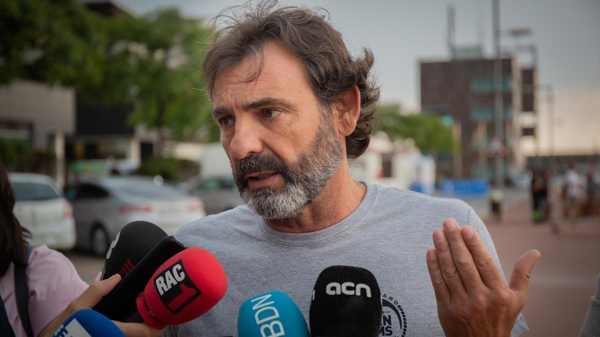 Oscar Camps (Open Arms) asegura que no ha podido contactar con Pedro Sánchez.