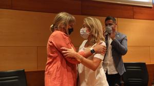 Gemma Badia agafa el relleu de l'alcaldia de Gavà després del nomenament de Raquel Sánchez com a ministra