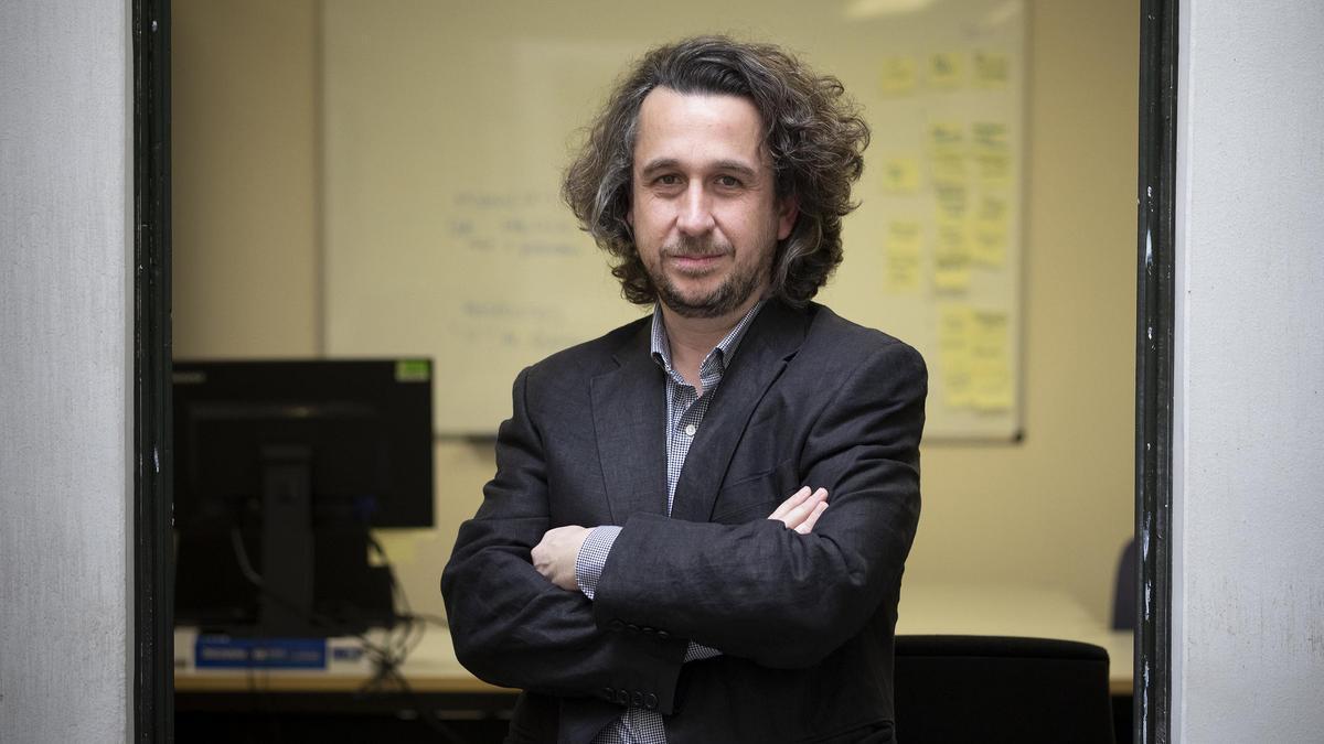 Ismael Peña-López, director General de Participación Ciudadana y Procesos Electorales en la Generalitat de Catalunya.