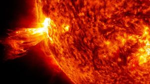 Sin miedo al 'mínimo solar': la NASA niega una inminente 'Mini Edad de Hielo'