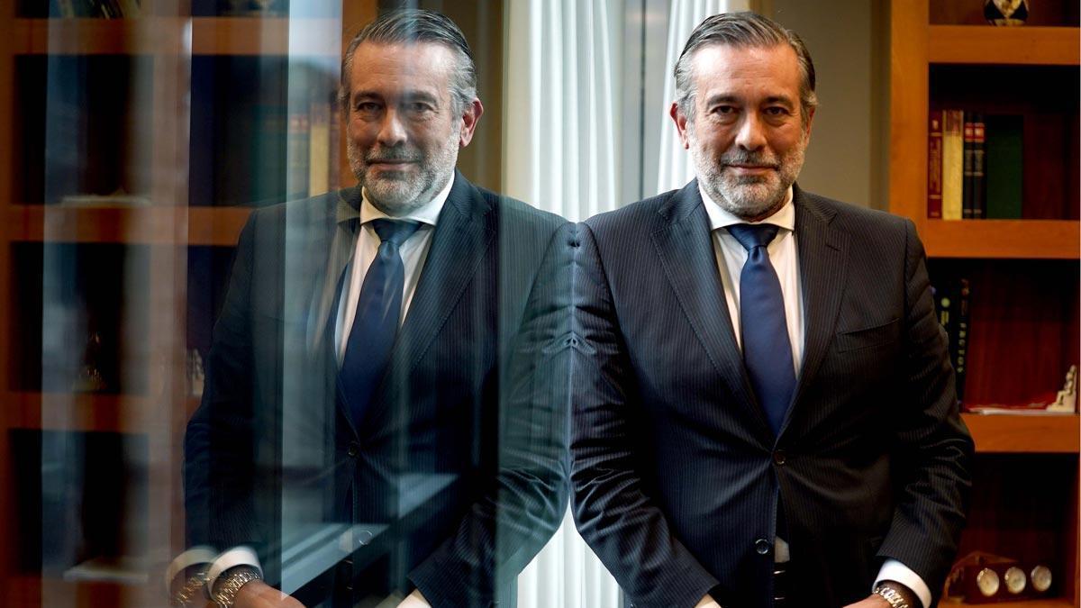 Entrevista a Enrique López, consejero de Interior, Justicia y Víctimas delTerrorismo del Gobierno de la Comunidad de Madrid.