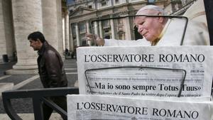 Diario 'L'Osservatore Romano'-