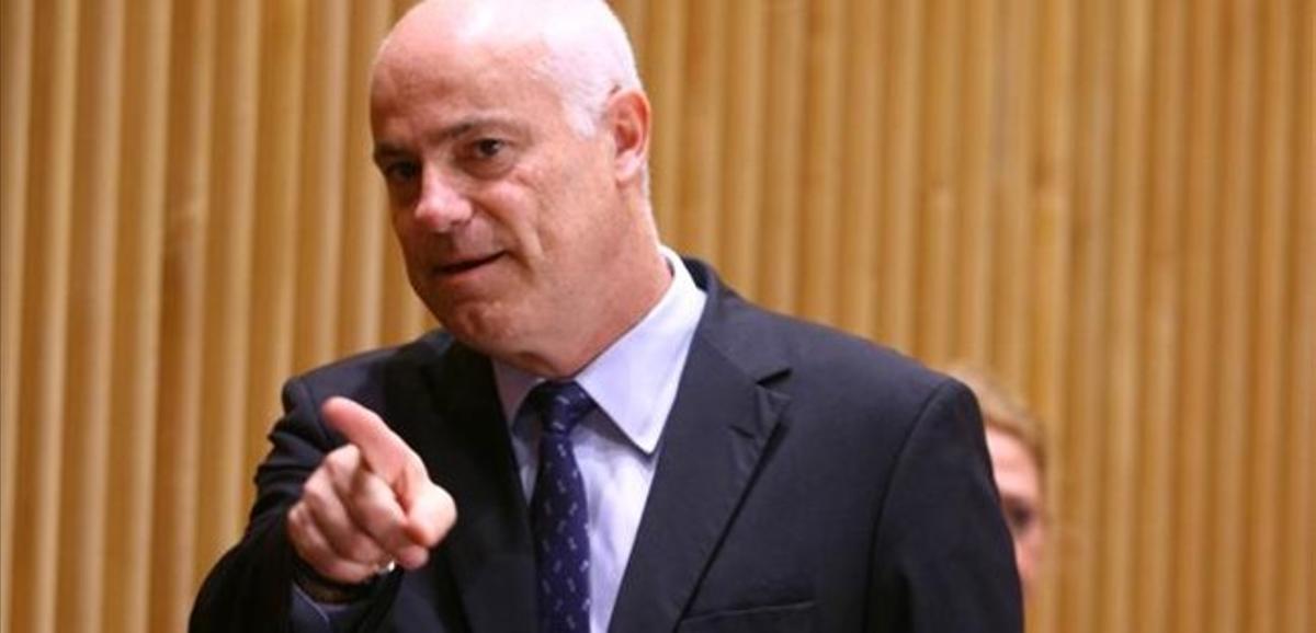 José Manuel Campa, presidente de la Autoridad Bancaria Europea (EBA, por sus siglas en inglés)