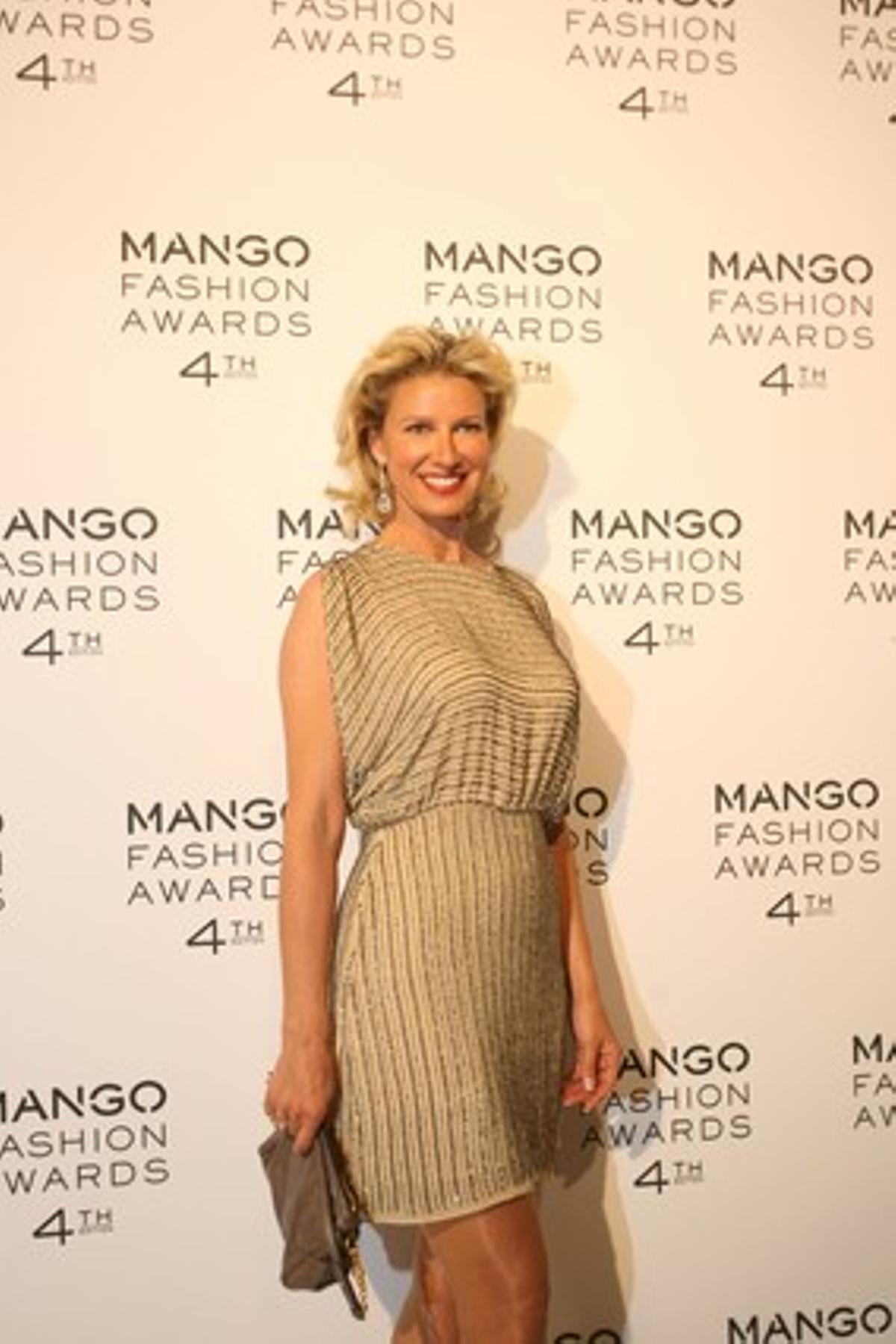Anne Igartiburu, presentadora del programa 'Corazón'.