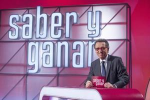 Jordi Hurtado, en el programa especial del 20º aniversario de 'Saber y ganar'.