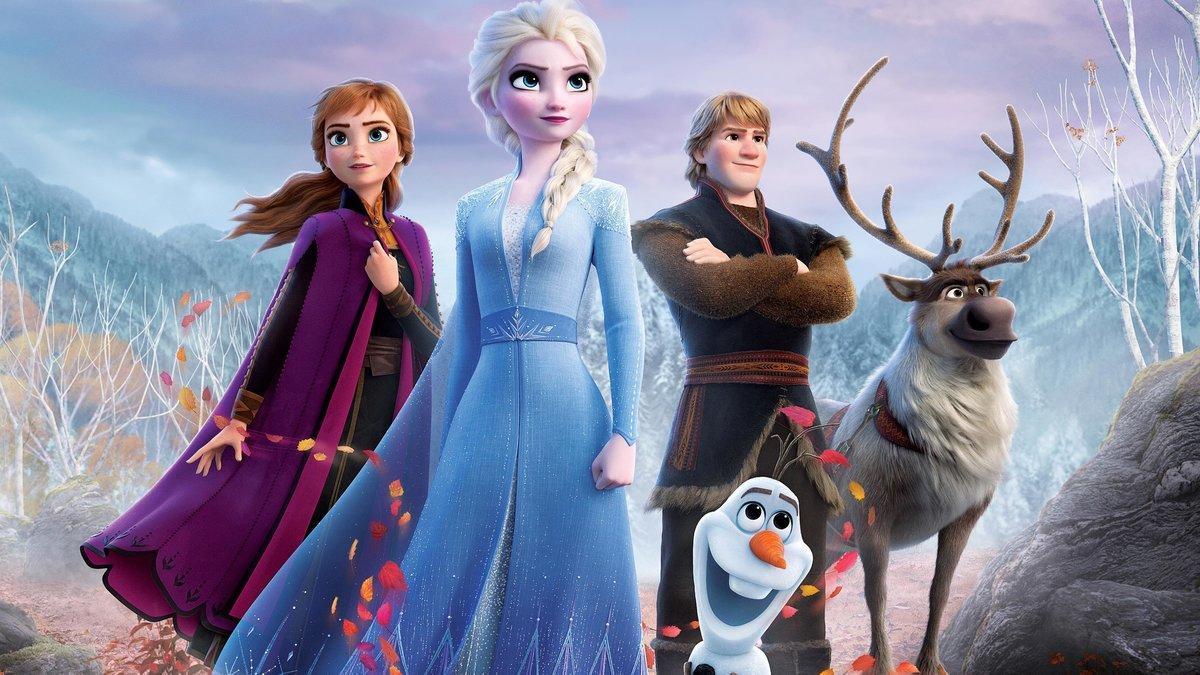 Productos de Frozen