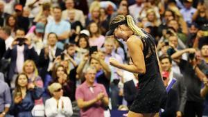 Sharapova vuelve por la puerta grande y Muguruza y Suárez continúan en el abierto de Estados Unidos