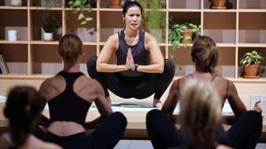Presentación de 'Yoga para mi bienestar', el libro de la maestra yogini Xuan-Lan.