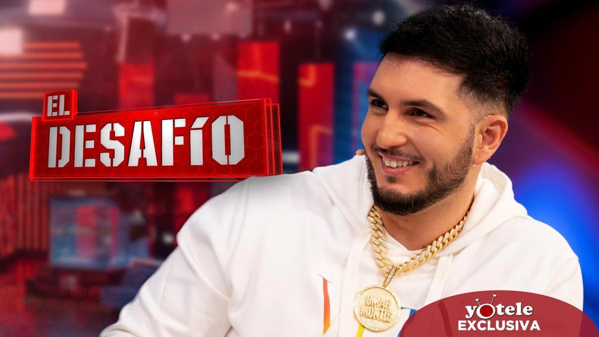 Omar Montes salta a Antena 3: concursante confirmado de 'El desafío' en su segunda edición