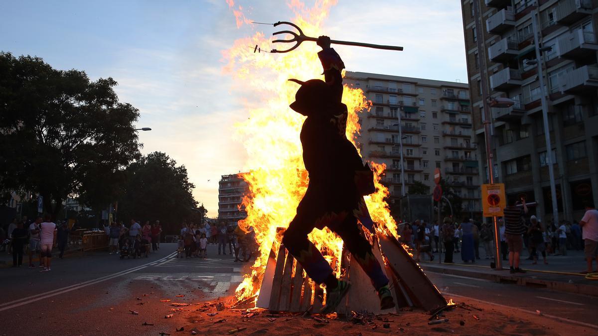 Sant Joan 2021: revetlles per a tothom a Barcelona