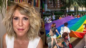Verónica Fumanal: Quiero hacer un llamamiento a la unidad de los colectivos feministas y LGTBIQ+