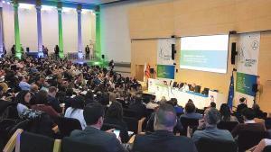 Conferencia organizada por el Grupo Menarini.