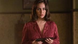 Blanca Suárez, en la última tanda de episodios de 'Las chicas del cable'.