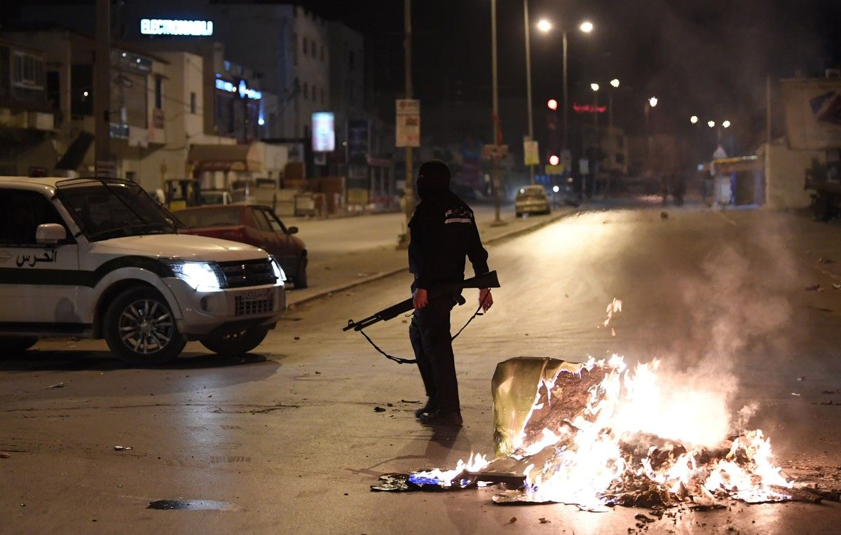 Tunísia no està fora de perill