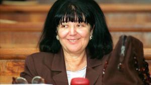Mor Mirjana Markovic, la vídua de l'expresident serbi Slobodan Milosevic