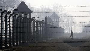El cmapo de concentración deAuschwitz-Birkenau, en una imagen del 2005.