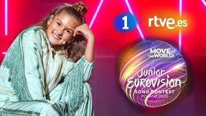 Soleá, representante de España en Eurovisión Junior 2020.