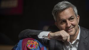 Test rápido al candidato a la presidencia del FC Barcelona, Víctor Font i Manté