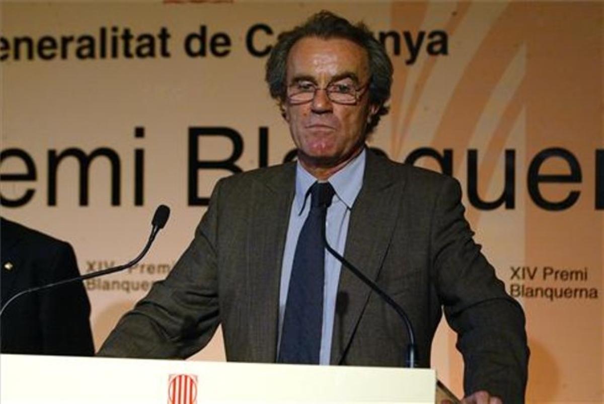 El constitucionalista Javier Pérez Royo.