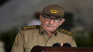 Elex presidente cubano, Raúl Castro.
