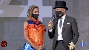 Boris y Ágatha Ruíz de la Prada (TVE-1).
