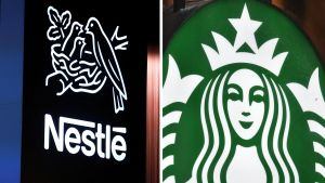 Nestlé se hace con los derechos de venta de los productos de Starbucks por 5.976 millones de euros.