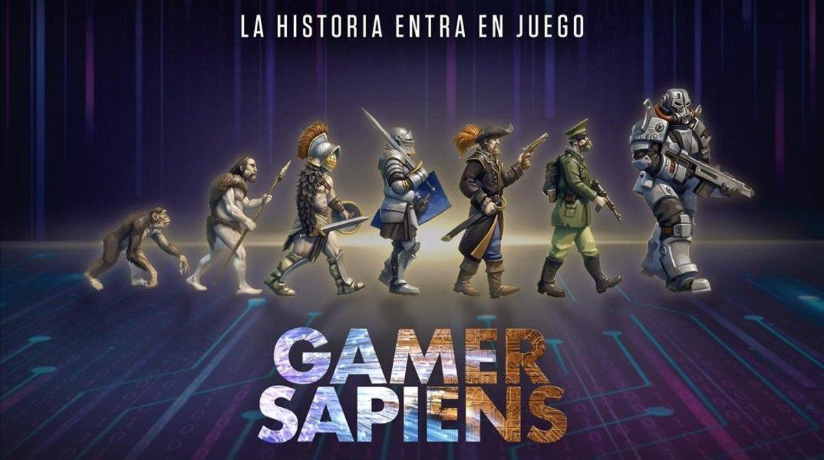 Más de 40 videojuegos sirven para ilustrar las diferentes temáticas tratadas en 'Gamer Sapiens'