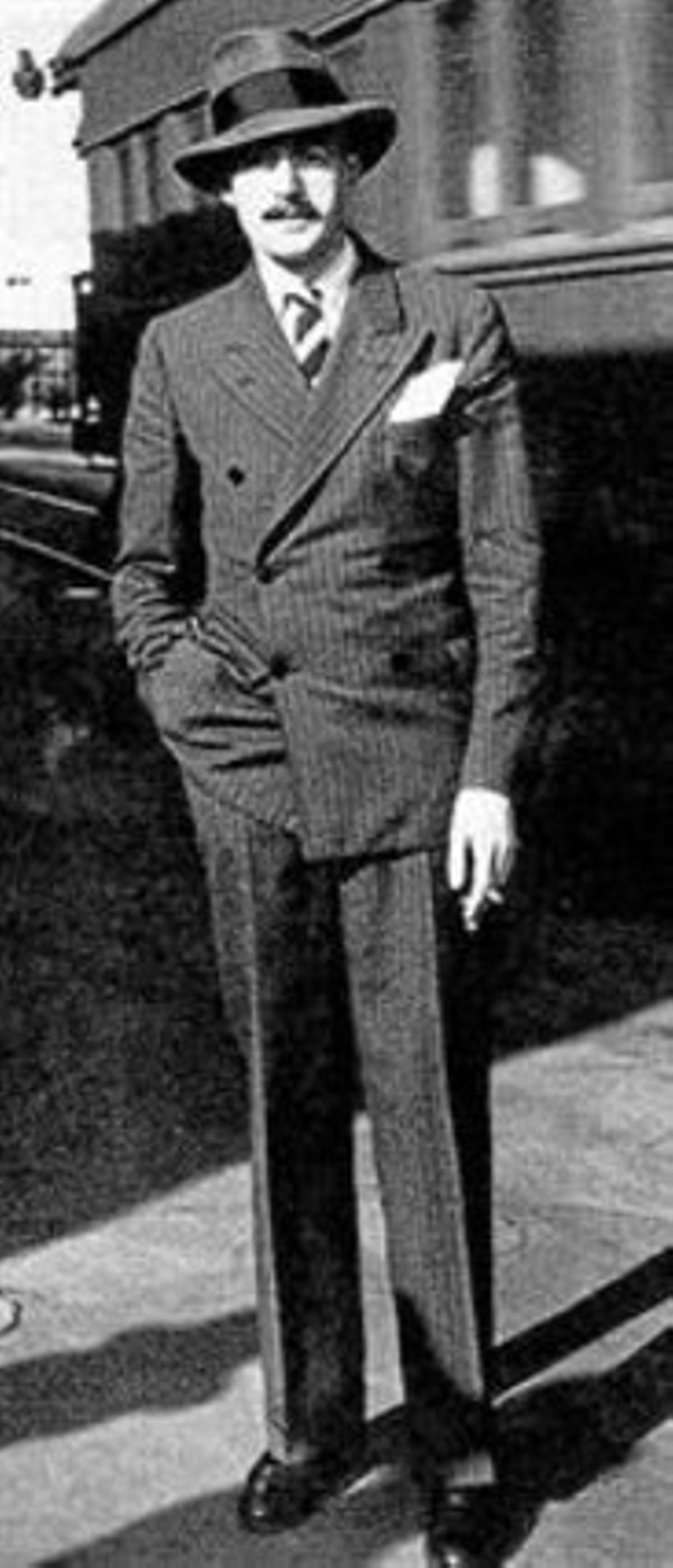 Dashiell Hammett.