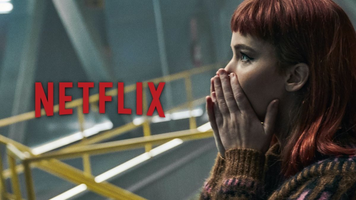 Escena de 'No mires arriba', la nueva película de Netflix con Jennifer Lawrence, Leonardo DiCaprio y Meryl Streep