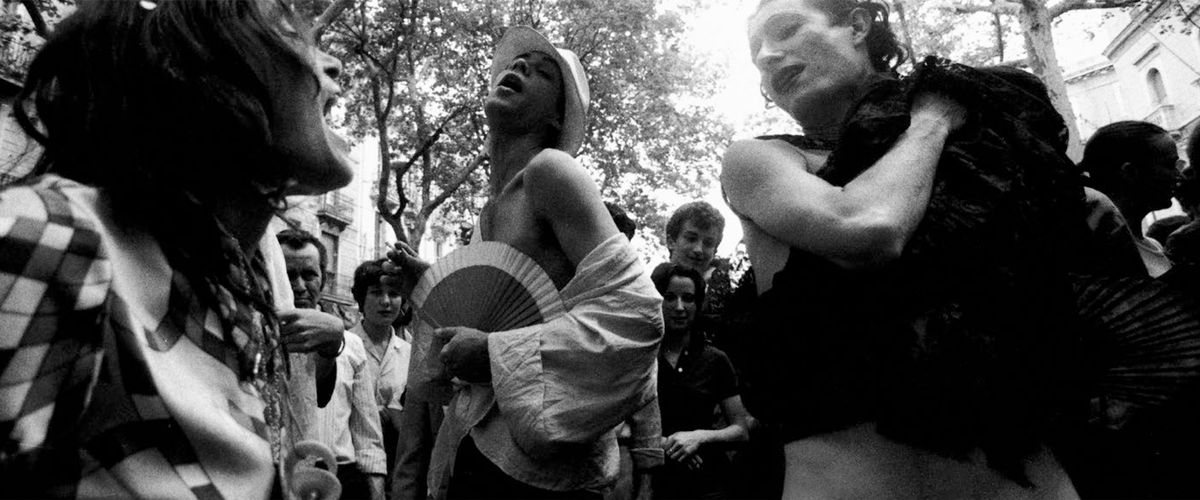 El fotógrafo que desnudó la Transición
