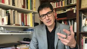 """Laurent Bonelli: """"Los menores yihadistas fueron buenos alumnos en la escuela"""""""
