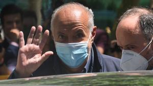 El fiscal demana que José Luis Moreno quedi en llibertat amb una fiança de tres milions d'euros